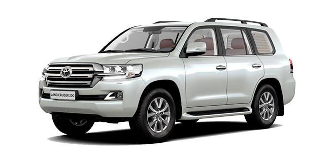 Toyota Land Cruiser 200 Кроссовер 2020