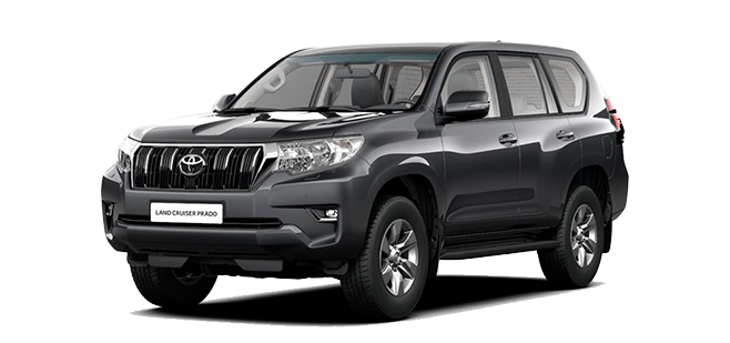 Toyota Land Cruiser Prado Кроссовер 2020